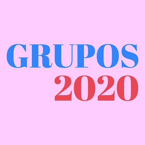 Grupos 2020!