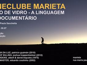 Cineclube Marieta: Olho de Vidro - a linguagem no documentário