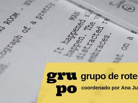 Grupo de roteiro do espaço cultural Marieta