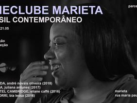 Brasil Contemporâneo - Cineclube Marieta