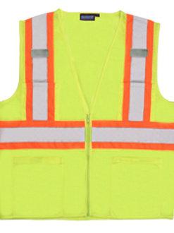 $12.00ea. Zipper Front Class 2 Vest