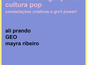 Curso: Feminismo e LGBTQIA+ na cultura POP