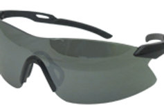 Striker. Blk with silver lens. 15423