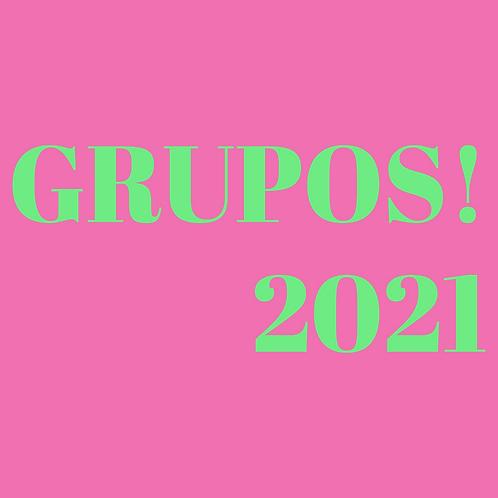 Grupos 2021!