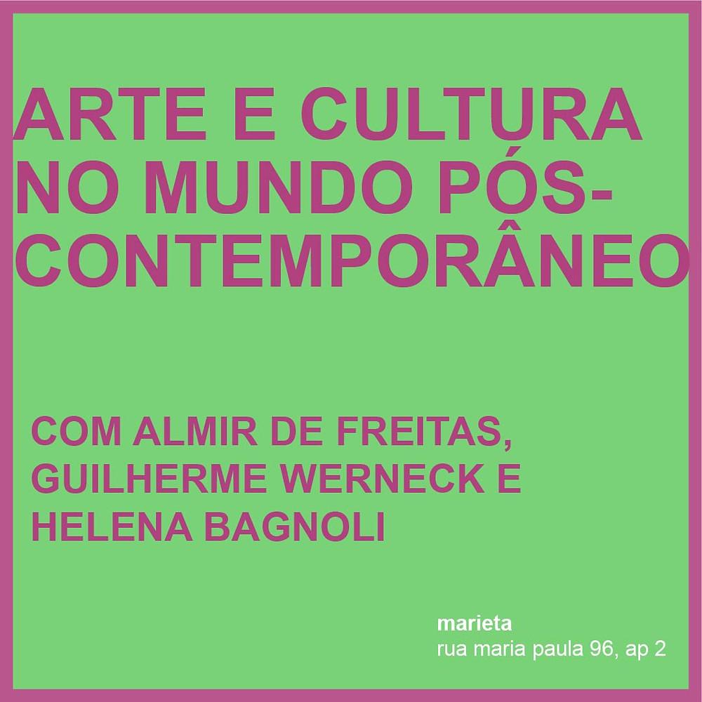 arte e cultura no mundo pós contemporâneo marieta revista bravo almir de freitas guilherme werneck e helena bagnoli