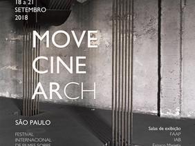 MOVE Cine Arch - cinema de arquitetura