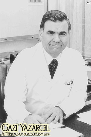 Yazargil Maior neurocirurgião vivo