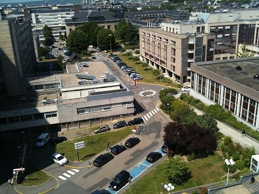 neurocirurgiao em bh Centre Hospitaler Universite Charles Nicolle _ Université de Rouen Service de Neurochirurgiw - 5´e 6´eme étage 105 lits 12 ReA Neurochir Neurocirurgiao bh Dr. Eric Grossi