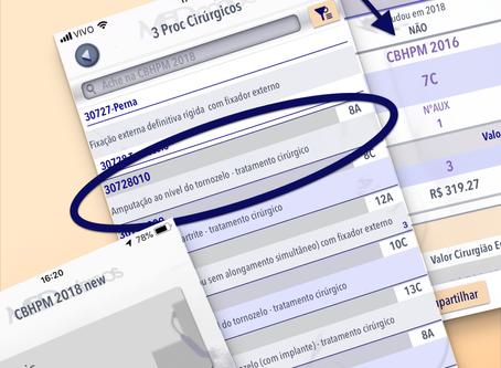 Um novo App na medicina, MEDcod TUSS SUS CID CBHPM