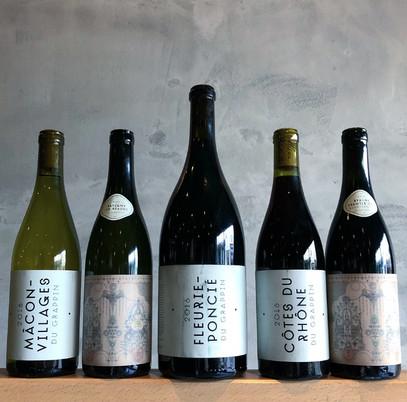 French Wine box