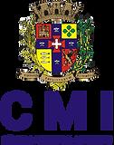 Logotipo da Câmara Municipal de Iguape, com o brasão de Iguape e a sigla CMI.