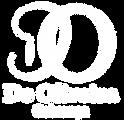 Logotipo da De Oliveira Cobrança, com a sigla DO branca e grande em tipografia manuscrita.