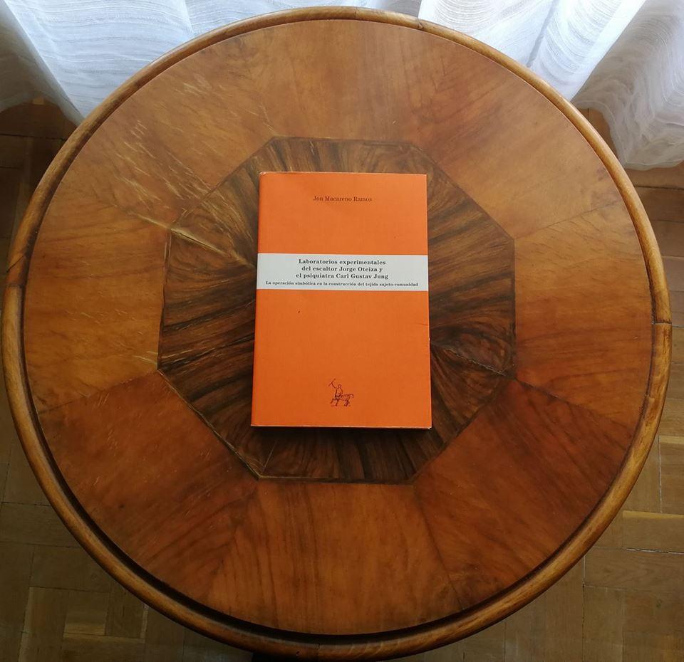 Laboratorios experimentales de Jorge Oteiza y Carl Gustav Jung