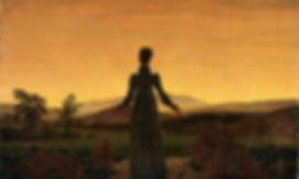 mujer frente al sol poniente.jpg