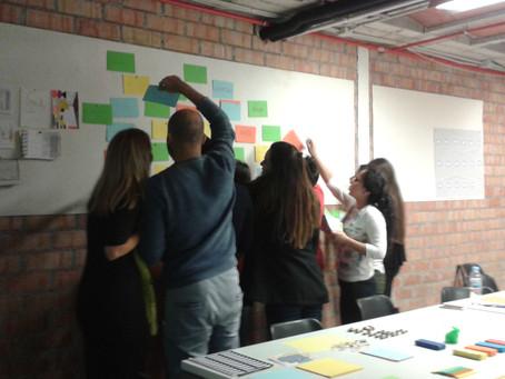 Procesos creativos en la Universidad de diseño BAU- El diseño como lugar de encuentro.