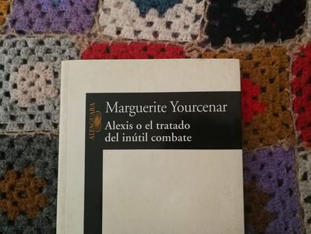 Alexis o el tratado del inútil combate de Marguerite Yourcenar