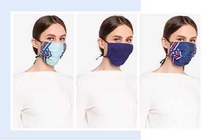 Melinda Looi Classic 3 Layer Face Mask.P
