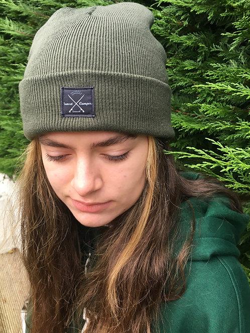 Sunset Camper Beanie Hat