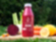 Les Jus de légumes et de fruits