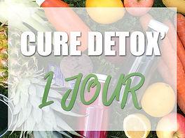 Cure Détox 1 jour
