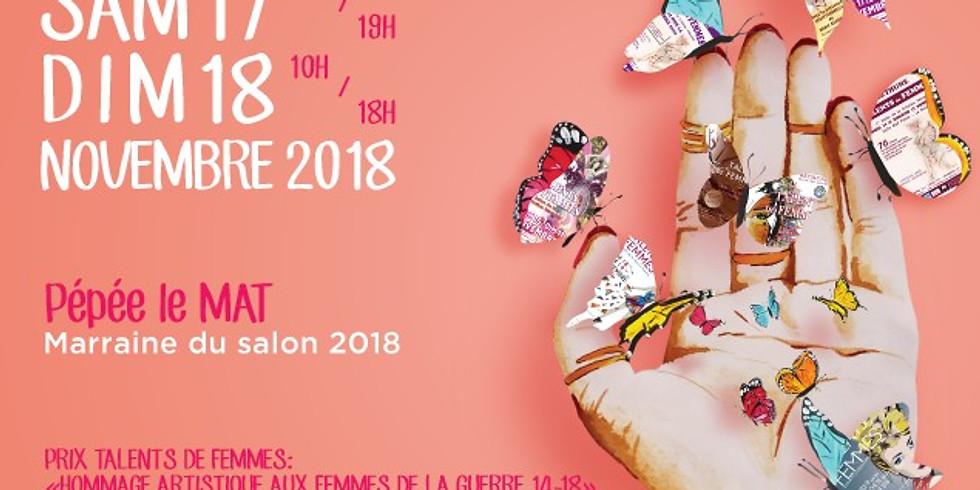 Salon Talents de Femmes Béthune