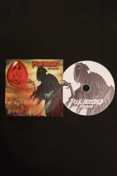 Foul Blooded Spellbound Physical CD