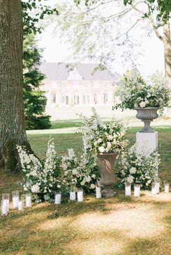 Destination Wedding Planner France - Chateau wedding ceremony