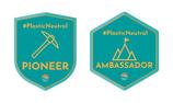 #PlasticNeutral Badges // rePurpose