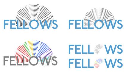 Ideating logos // UNC Institute of Politics Fellows