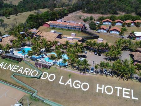 Balneário do Lago Hotel em Capitólio-MG