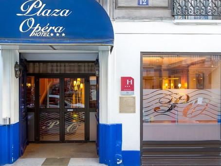 Hotel Plaza Opera em Paris