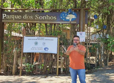 Hotel Fazenda Parque dos Sonhos em Minas Gerais