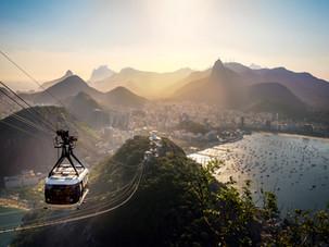 Passeio no Rio de Janeiro - Bondinho do Pão de Açúcar