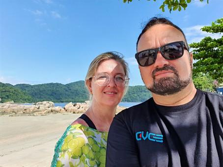 São Vicente - Praia dos Milionários