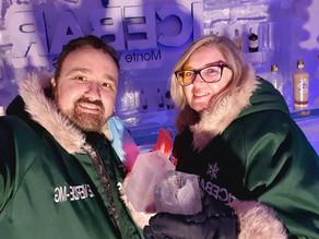 Ice Bar Monte Verde-MG -- Uma aventura congelante!