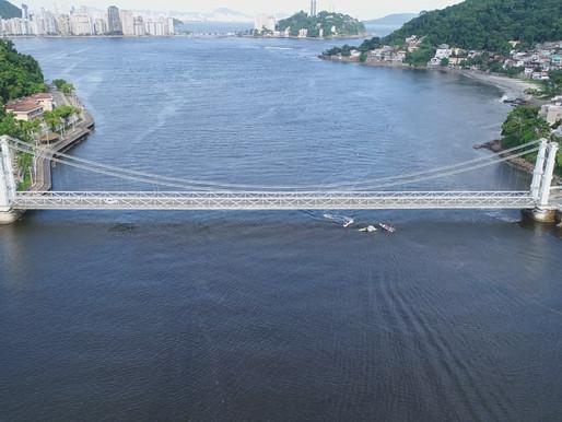 Ponte Pênsil de São Vicente