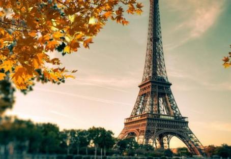 Viagem à Paris