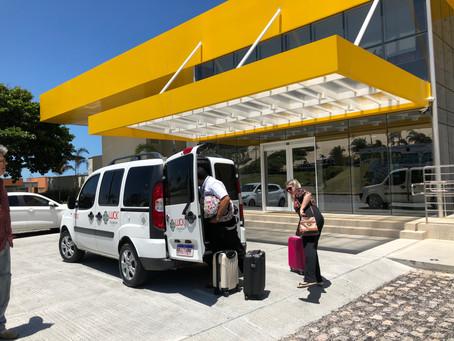Chegada em Natal-RN: Traslado Aeroporto-Hotel