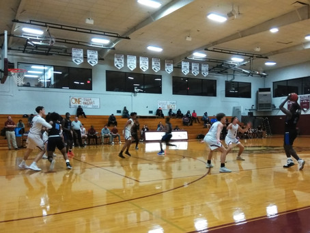 Basketball: JV/Varsity Conquerors Take Episcopal Down to Final Buzzer in District Play