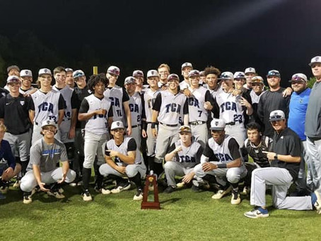 Baseball: Trinity Christian and Episcopal Will Meet Again in Region 2 Final