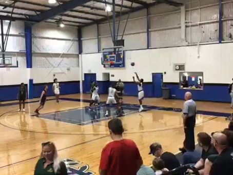 Varsity Basketball: Conquerors Earn Big Win over Yulee 66-44