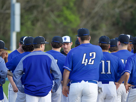 Varsity Baseball: James, Conquerors Shut Out North Florida Christian 6-0
