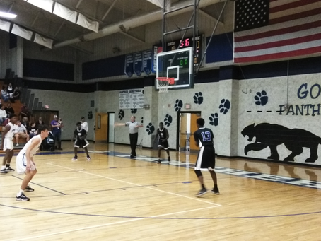 Basketball: Conquerors Battle Ridgeview in Orange Park