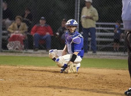 Player Profile: Varsity Baseball Catcher Sebastian Moore