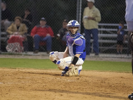 Player Profile: Varsity Baseball Catcher Sebastian Moore