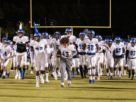 Varsity Football: Conquerors 2019 Season in Review
