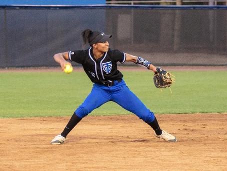 Player Profile: Varsity Softball's Amaya Ross