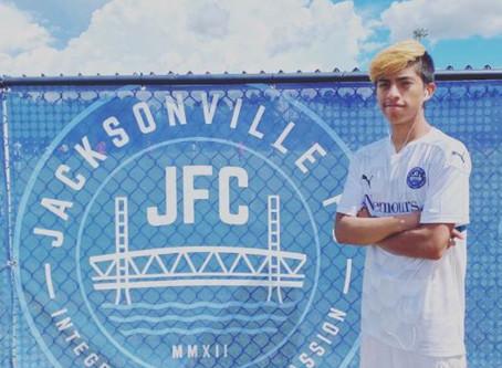 Player Profile: William Johnson, Varsity Soccer