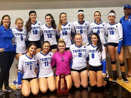 Trinity Christian 2019 Volleyball Season Preview