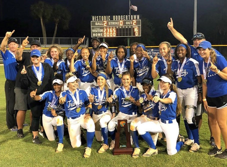Softball: Conquerors Win State Championship with Resounding 16-0 Win over Westminster Christian
